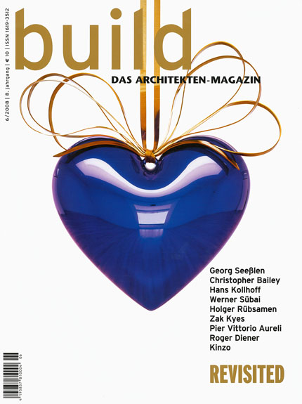 build Das Architekturmagazin